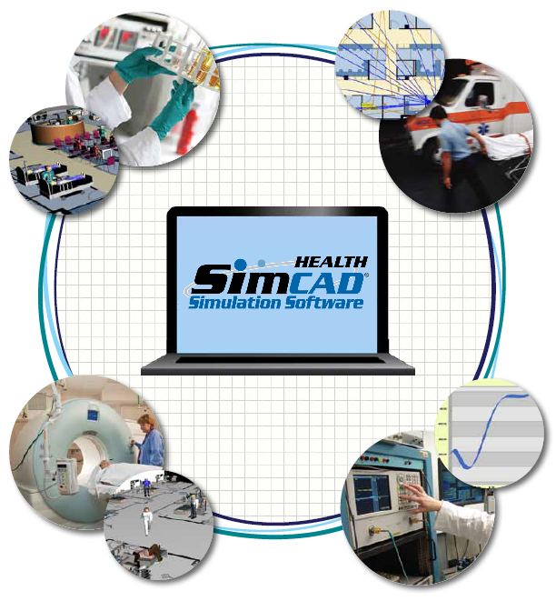 Simcad Pro Health Simulation Benefits