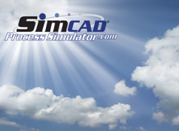 simcad pro on the cloud