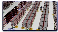 Download free warehouse simulation software backuplatino for Warehouse layout software free