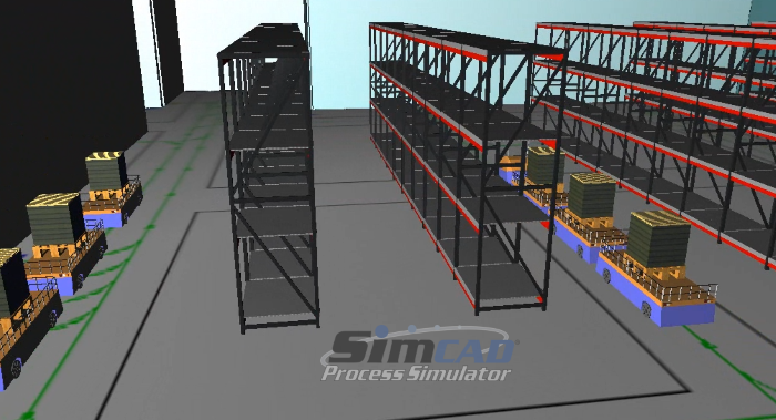 3d manufacturing simualtion